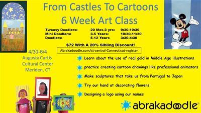 Castles to Cartoons